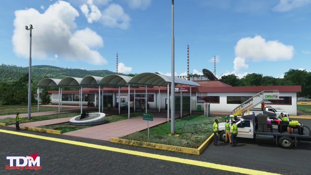 SVSO – Mayor Buenaventura Vivas Airport